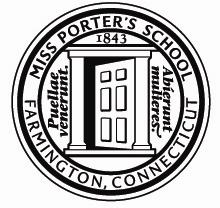 miss porter's school logo