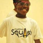 Chucktown Squash Player