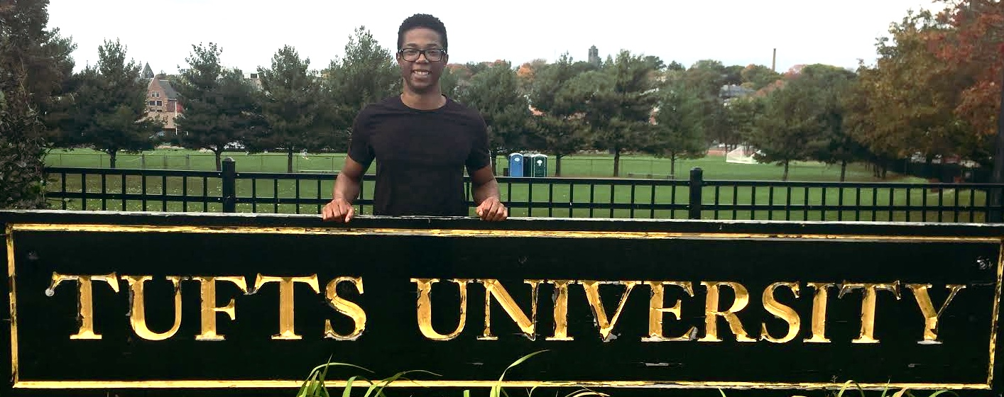 Joseph Harris at Tufts University