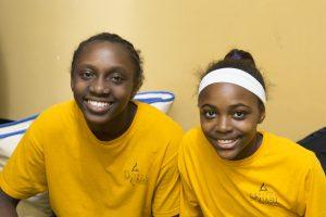 Hartford's Capitol Squash students